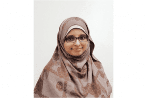 Counsellor-in-Training – Naseera Banu